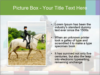 Equestrian Competition PowerPoint Template - Slide 13