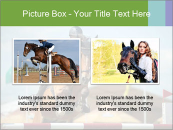 Equestrian Competition PowerPoint Template - Slide 18