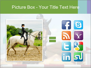 Equestrian Competition PowerPoint Template - Slide 21