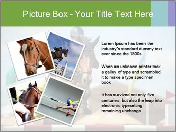 Equestrian Competition PowerPoint Template - Slide 23
