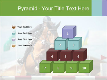 Equestrian Competition PowerPoint Templates - Slide 31