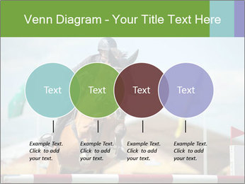 Equestrian Competition PowerPoint Template - Slide 32