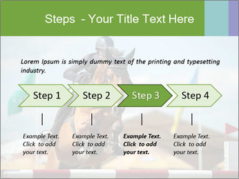 Equestrian Competition PowerPoint Template - Slide 4