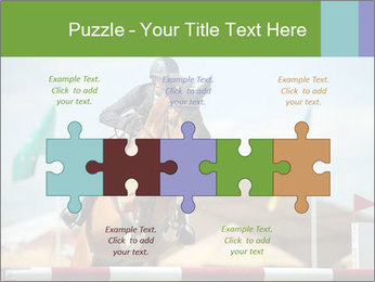 Equestrian Competition PowerPoint Templates - Slide 41