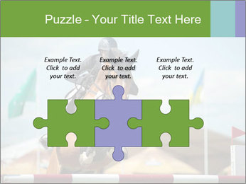 Equestrian Competition PowerPoint Templates - Slide 42