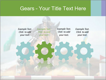 Equestrian Competition PowerPoint Templates - Slide 48