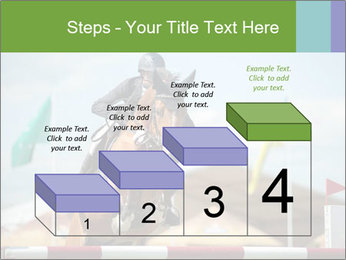 Equestrian Competition PowerPoint Template - Slide 64
