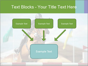 Equestrian Competition PowerPoint Template - Slide 70