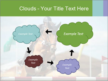 Equestrian Competition PowerPoint Template - Slide 72
