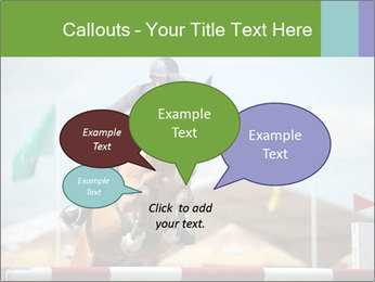 Equestrian Competition PowerPoint Templates - Slide 73