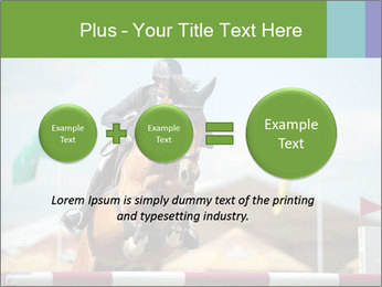 Equestrian Competition PowerPoint Templates - Slide 75