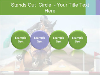 Equestrian Competition PowerPoint Template - Slide 76