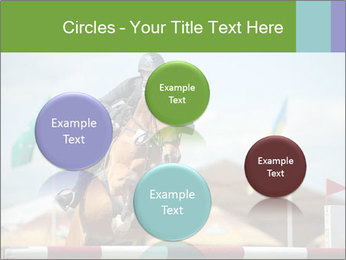 Equestrian Competition PowerPoint Template - Slide 77