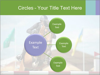 Equestrian Competition PowerPoint Template - Slide 79