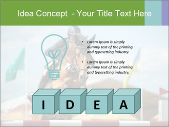 Equestrian Competition PowerPoint Template - Slide 80