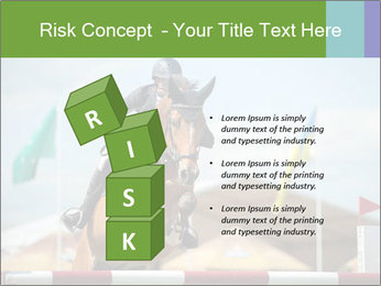 Equestrian Competition PowerPoint Templates - Slide 81