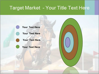Equestrian Competition PowerPoint Template - Slide 84