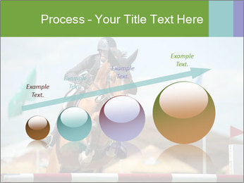 Equestrian Competition PowerPoint Template - Slide 87