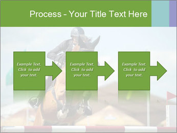 Equestrian Competition PowerPoint Template - Slide 88