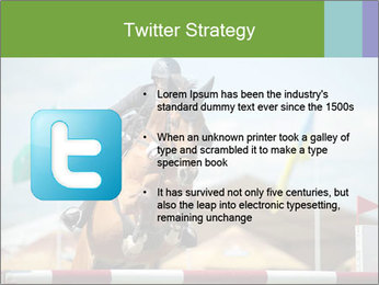 Equestrian Competition PowerPoint Templates - Slide 9