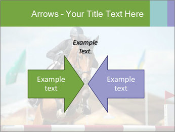 Equestrian Competition PowerPoint Template - Slide 90