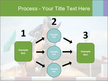 Equestrian Competition PowerPoint Template - Slide 92