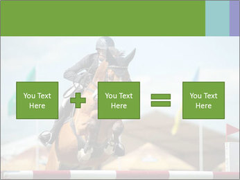 Equestrian Competition PowerPoint Template - Slide 95