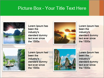 Halong Bay PowerPoint Template - Slide 14