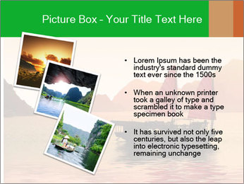 Halong Bay PowerPoint Template - Slide 17