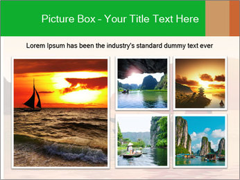 Halong Bay PowerPoint Template - Slide 19