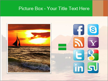 Halong Bay PowerPoint Template - Slide 21