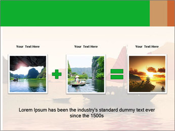Halong Bay PowerPoint Template - Slide 22