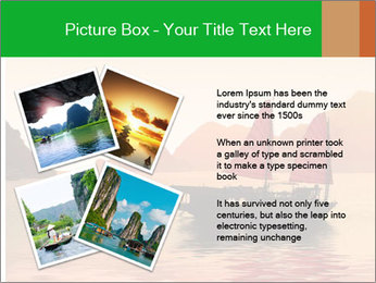 Halong Bay PowerPoint Template - Slide 23