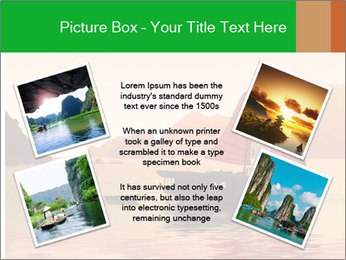 Halong Bay PowerPoint Template - Slide 24