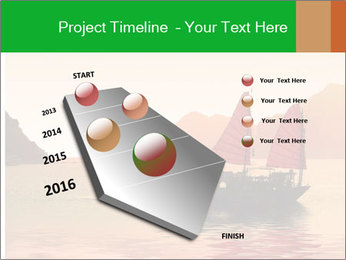 Halong Bay PowerPoint Template - Slide 26