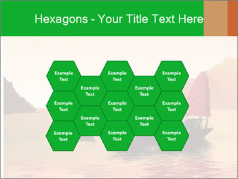 Halong Bay PowerPoint Template - Slide 44
