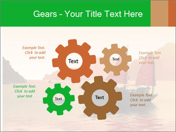 Halong Bay PowerPoint Template - Slide 47