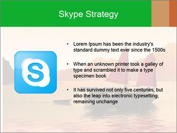 Halong Bay PowerPoint Template - Slide 8