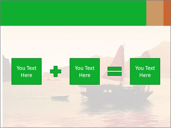 Halong Bay PowerPoint Template - Slide 95