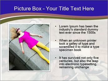 Handsome hipster PowerPoint Template - Slide 13