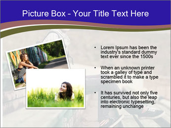 Handsome hipster PowerPoint Template - Slide 20