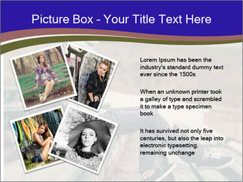 Handsome hipster PowerPoint Template - Slide 23