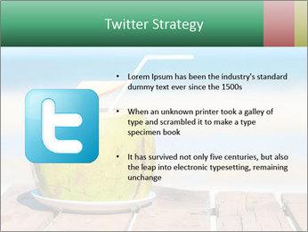 Water drink PowerPoint Templates - Slide 9