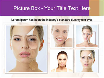 Rosacea PowerPoint Template - Slide 19