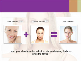 Rosacea PowerPoint Template - Slide 22