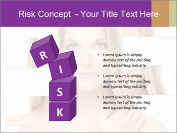 Rosacea PowerPoint Template - Slide 81