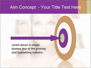 Rosacea PowerPoint Template - Slide 83