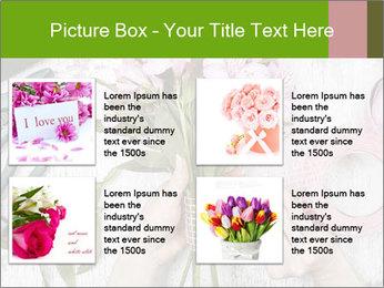 Florist at work PowerPoint Template - Slide 14