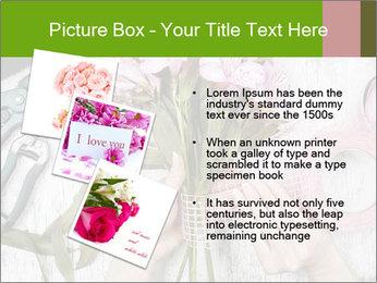 Florist at work PowerPoint Template - Slide 17