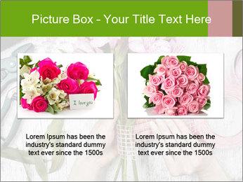 Florist at work PowerPoint Template - Slide 18
